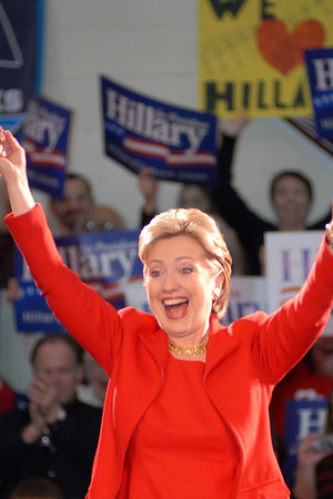 Hillary Clinton Rally, Huber Heights, Ohio