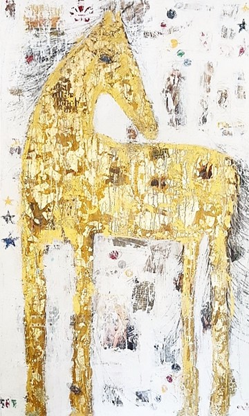 Palomino. 60x40 - mm on canvas --.jpg