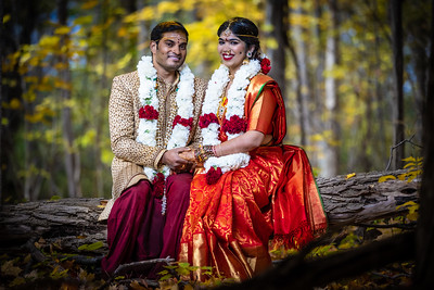 Aravind & Keerti  |  Wedding Pictures