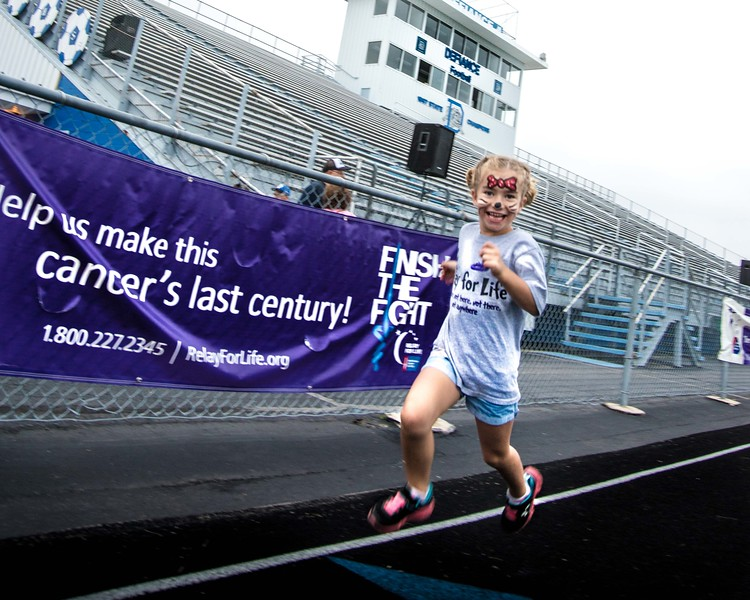 2018 RELAY FOR LIFE  DEFIANCE