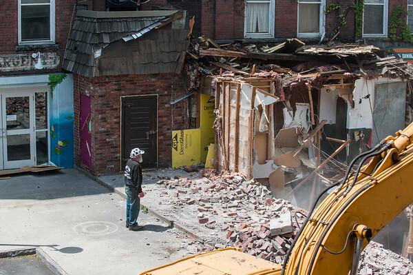 June 1 - Frankie's Demolition
