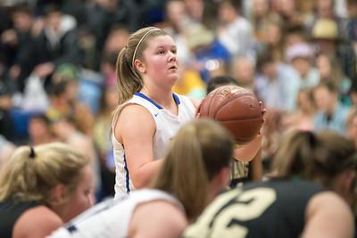 OW Girls Basketball vs Oshkosh North