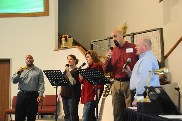 February 27, 2011 Worship Service
