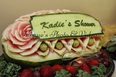 "KADIE'S BRIDAL SHOWER WAS HELD ON AUGUST 3rd, 2014 AT 5424 80th, AVENUE NORTH BROOKLYN PARK, MN. 55443. PHOTO BY: ""TARNUE'S PHOTO."" 612.913.2831"