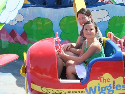 Six Flags Fiesta 2009