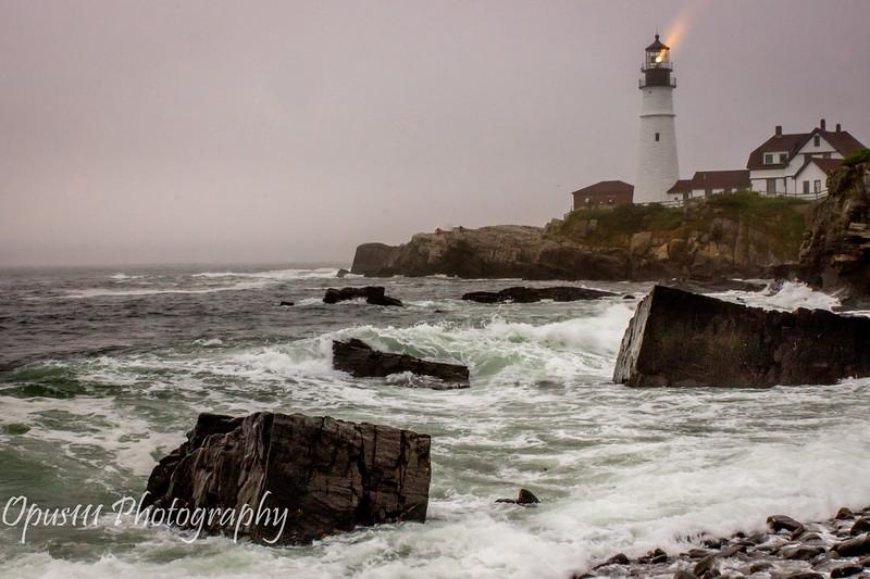2- Cape Elizabeth Lighthouse, Portland, Maine.JPG