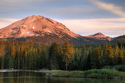 California - Northern Sierra and Cascades