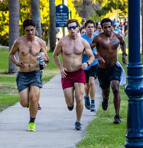 San Diego Track Club 6th avenue hill