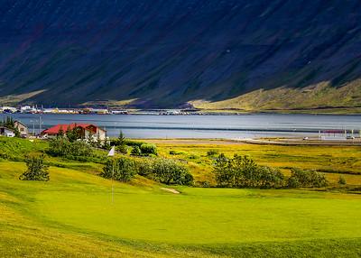 Tungudalsvöllur - Golfklúbbur Ísafjarðar