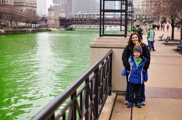 Chicago...Saint Patricks Day