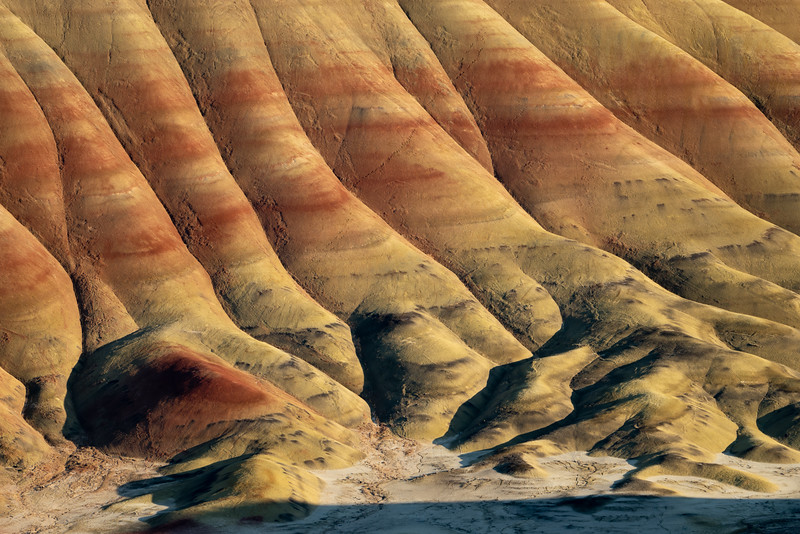 John Day Fossil Beds National Monument, Wheeler County Oregon