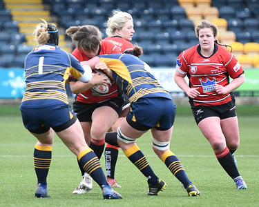 2019 01 12 - Worc. Valkyries 7 v Gloucester-Hartpury 27