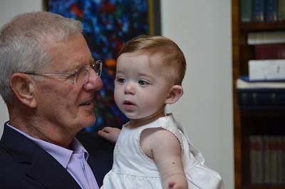 Mattie Baby Naming June2013