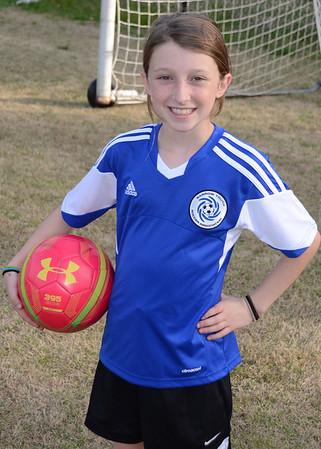 Hooper Spring Soccer 2014