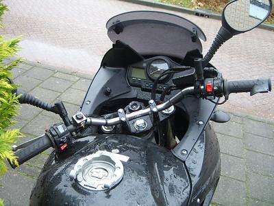 ABM steering bar