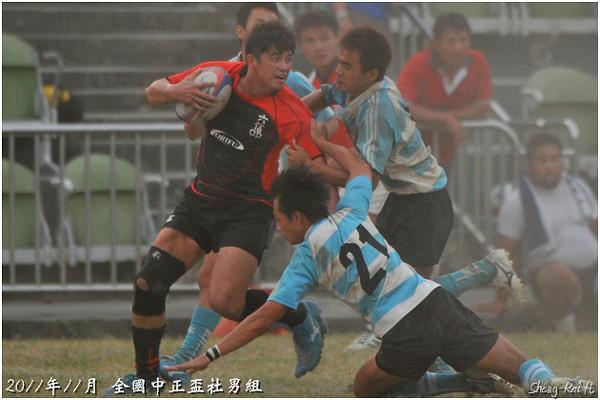 2011全國中正盃-社男組-長榮大學 VS 六信OB(CJU vs LHOB)