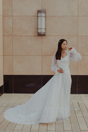 Trang - Vintage Wedding dresses