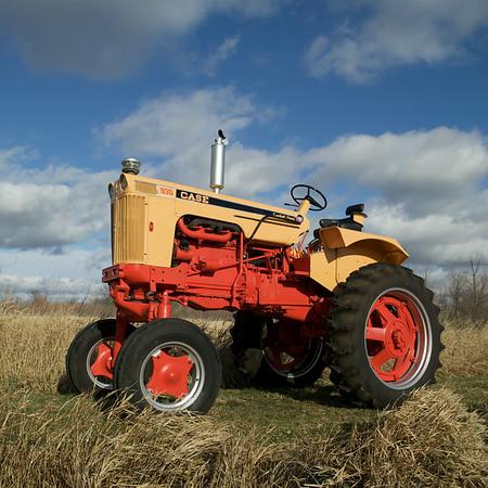 J.I. Case Tractors