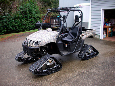 The Yamaha Rhino