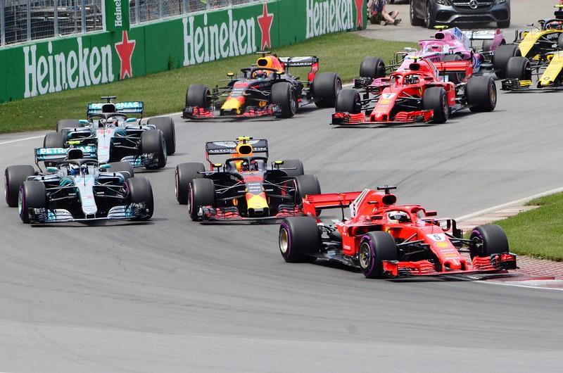 F1 - Montreal