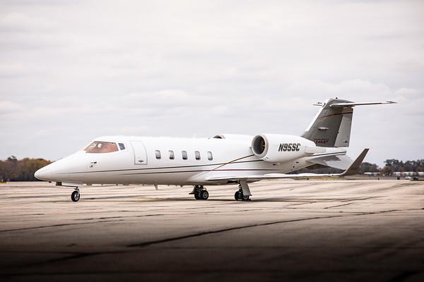 Lear Jet 60 N95SC + 3D