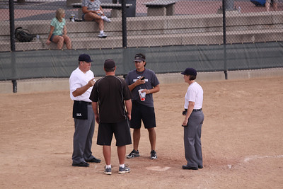 TX Peppers 16U Practice Game - Olympic Park, Colorado - 6-27-2011