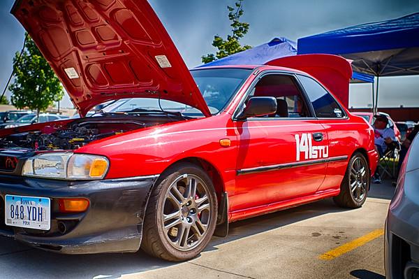 Kris Mandt Memorial DMVR Car Show - 4 July 2013
