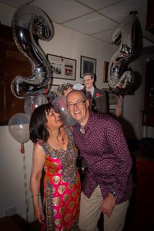 Jivan & Peter 25th Anniversary