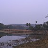Rajbagh lake in Ranthambhore national park