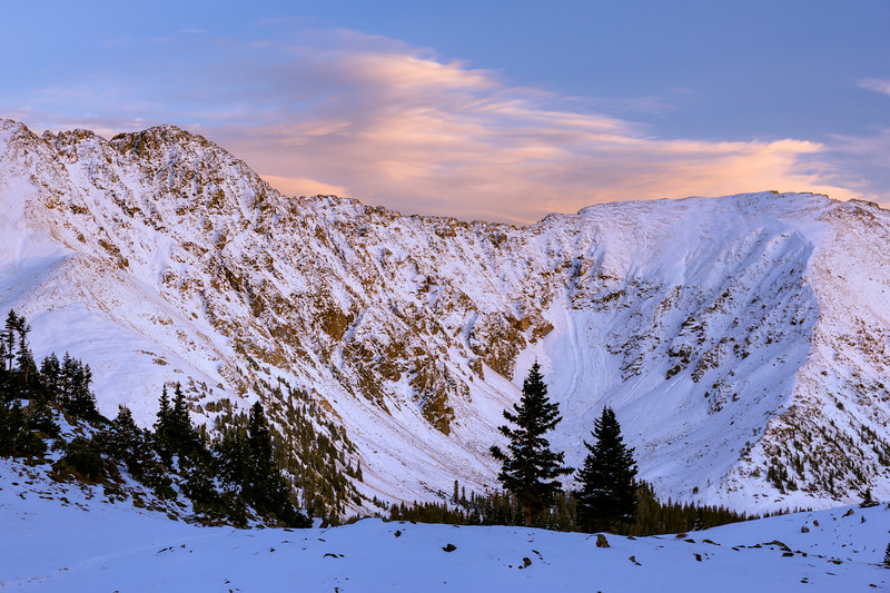 Loveland Pass Pastel