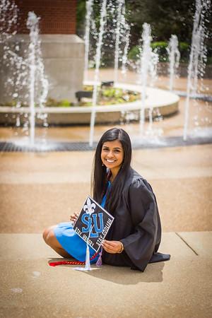 Shobha's Graduation 2015