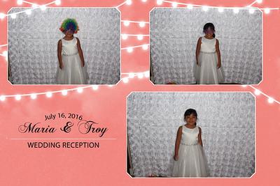 Maria & Troy
