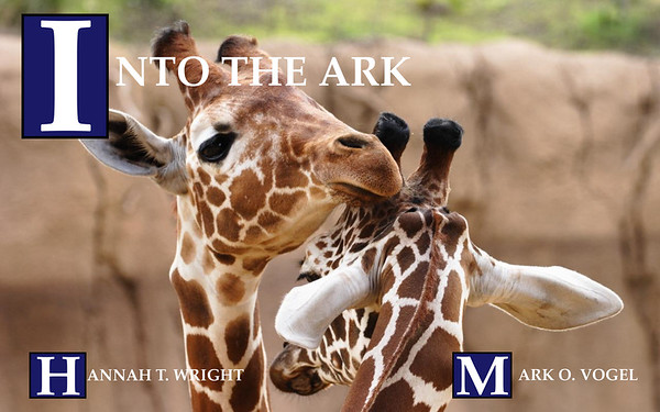 INTO THE ARK FUN ABC ANIMALS CHILDRENS PHOTO BOOK WITH NOAH'S ARK STORY HARDBOUND / EBOOK