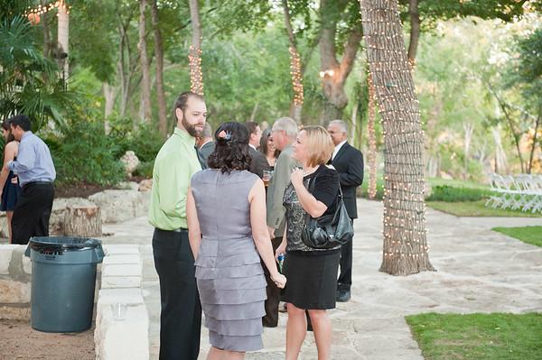 Allison and Michael - Reception