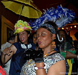 Tee Eva's Neighborhood Second Line