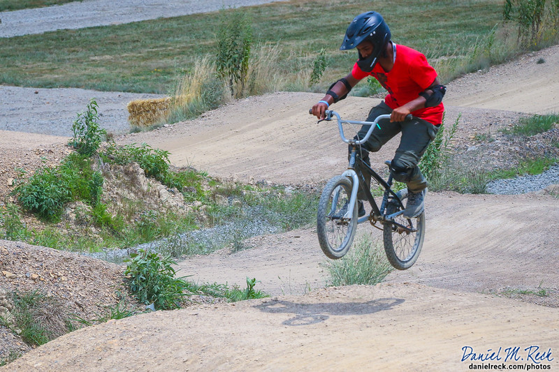 BMX at The Trax