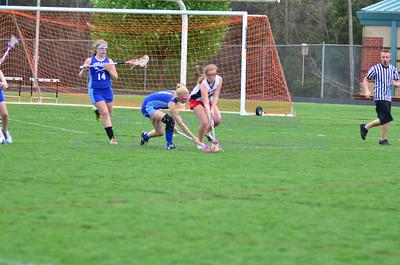 2012-03-15 BHS Women's Lacrosse VS Hopewell