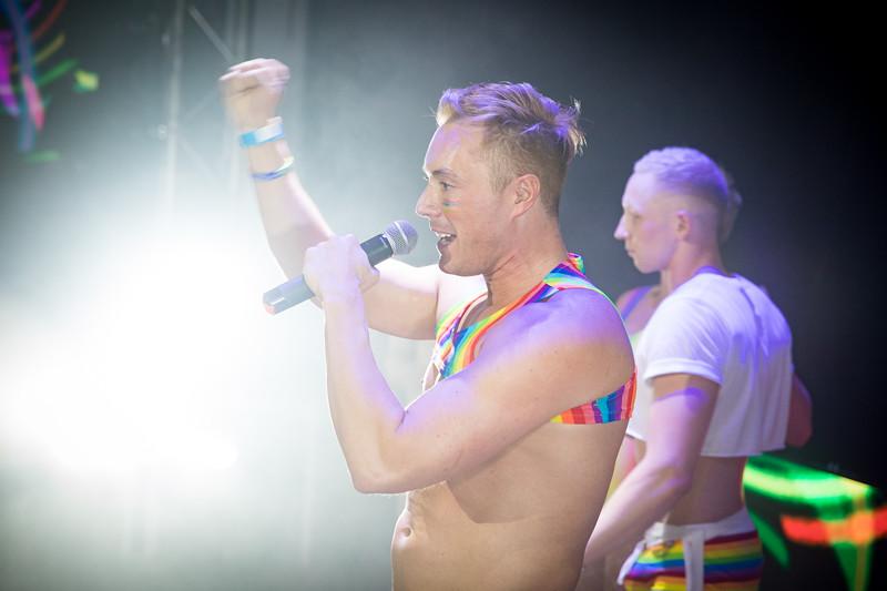 SkyFall Pride2018