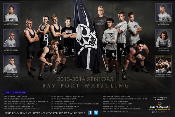 Bay Port Wrestling 2014