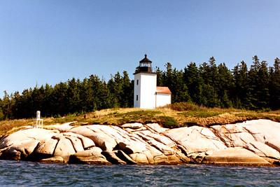 Deer Island Thorofare Light, Maine