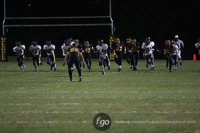 Breck v DeLaSalle Football 10-14-09