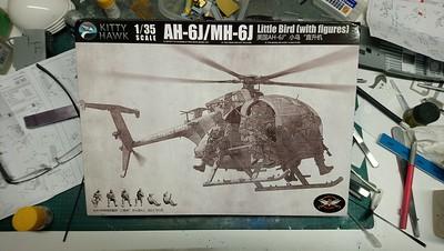AH-6J/MH-6J Little Bird