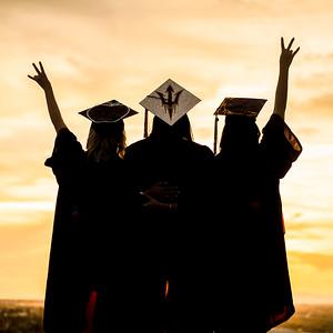 Seniors and Graduates