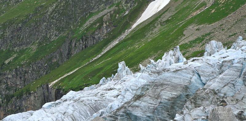 Glacier de Argentiere
