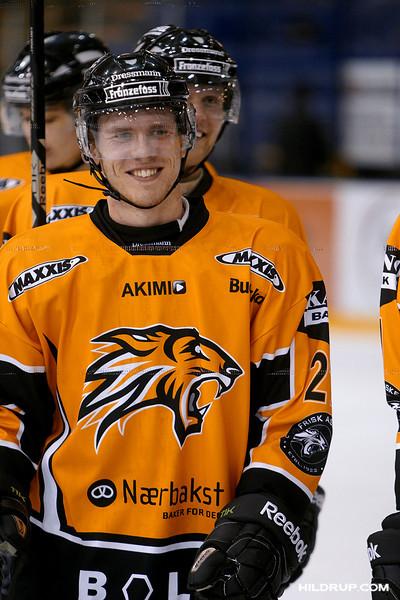 Lillehammer Ishockey @ Frisk Asker (130108)