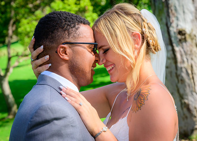 Caylee and James Frierson wedding 6-15-2019