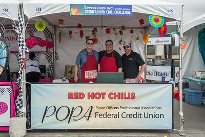 Red Hot Chili's