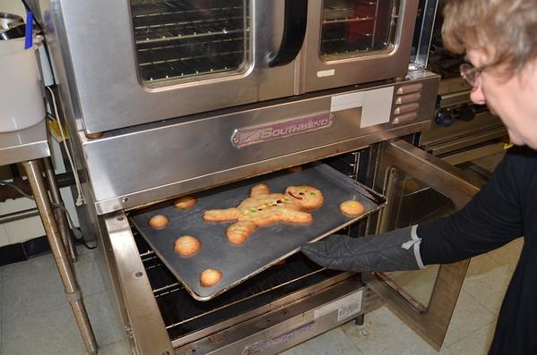 2015-16 Gingerbread Man