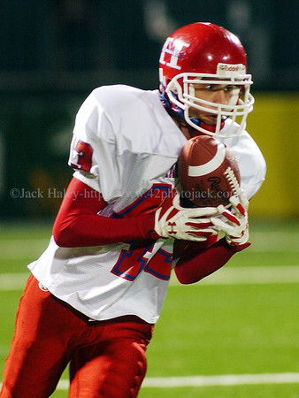 LeRoy vs Hornell - Varsity Football 2006