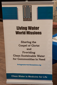 Living Waters World Mission Banquet 10-19-2018